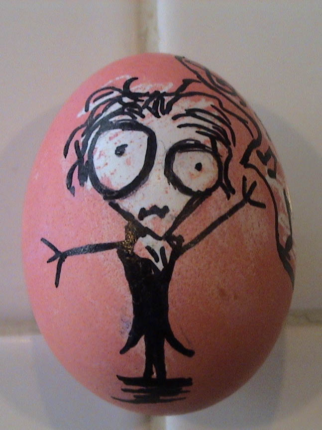 Beethoven Egg by MichellePrebich