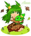 EBF - Anna and Green bush