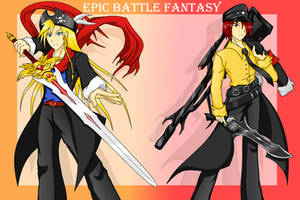 EBF-Matt and Lance by SunnyTheSunFlower
