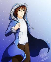 Original art 2 Snow by SunnyTheSunFlower