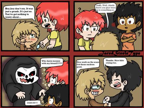 #33: Cody's revenge plan