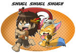 Fanart: Shugi, Shugi, Shugi!!