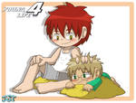 Y.L: Comforting a friend