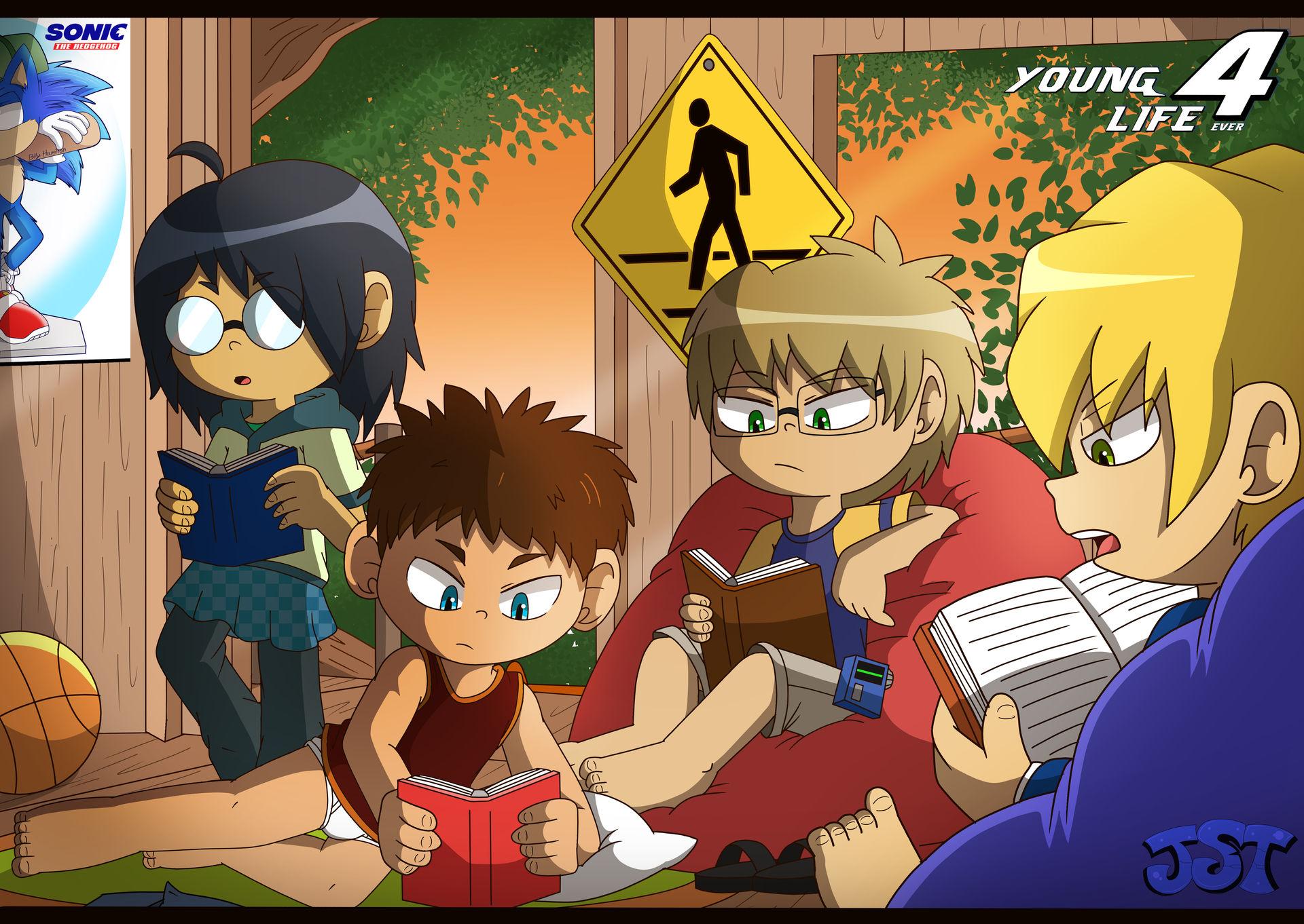 Y.L: Cody's Book Club