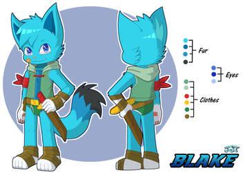 (CM) Blake the Cat