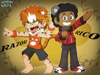 (CM) Razor and Rico