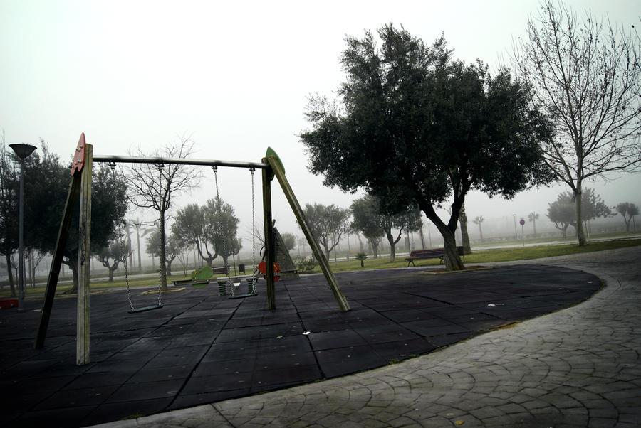Creepy Playground by Xx-Darkcrystal-xX
