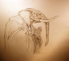 Elephant by Krashnicoff