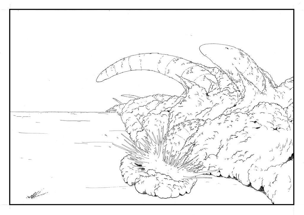 Sandworm by Krashnicoff