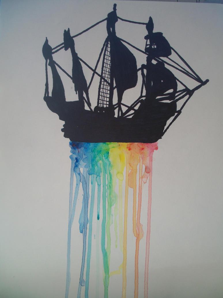Sail Me Away by RachelVretasArtworks