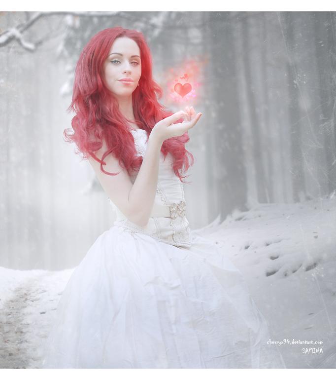 Winter Love. by cherryx94