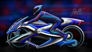 Xanthiane Electric Superbike