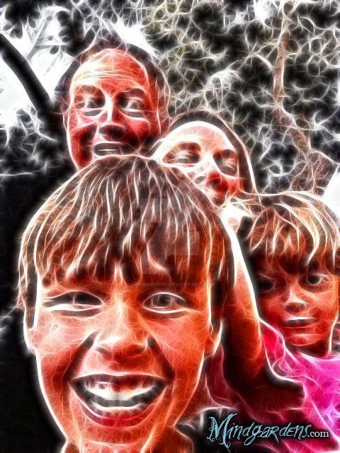 Goddard Family by Mindgardens