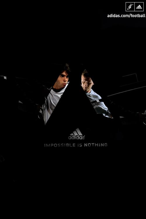 nouveau produit 95473 9a81d Adidas - Impossible Is Nothing by penguinful on DeviantArt
