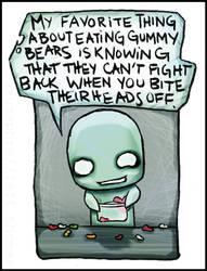 Zi Lurbs Gummy Bears
