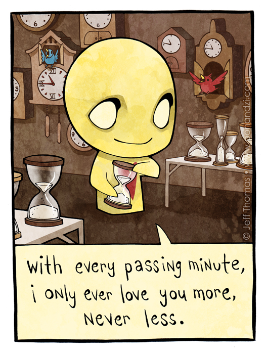 Minutes by azuzephre