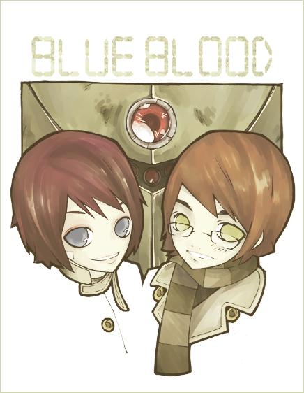 BlueBlood by azuzephre