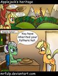 Applejack's Heritage