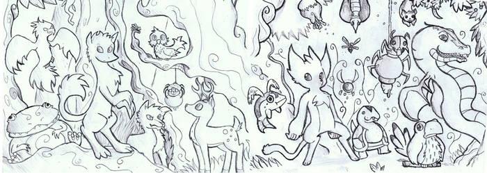 These-strange-creatures