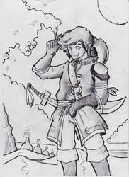 Smoky Pirate