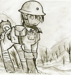 Shining Armor, War Horse