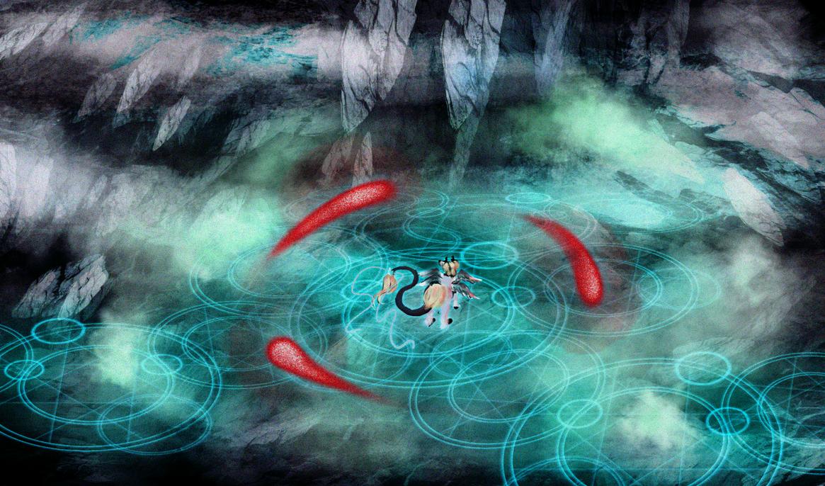Degil Hollow - OCT2K17 King Kyrat Quest by kamiderehime
