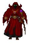 Hexen Mage Avatar by a-freakin-rpg-gamer