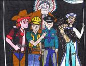 village people by Buhla