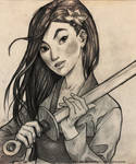 Mulan - One heart, One weapon