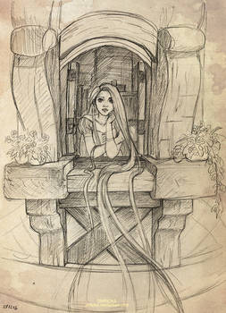 Project (Rapunzel)