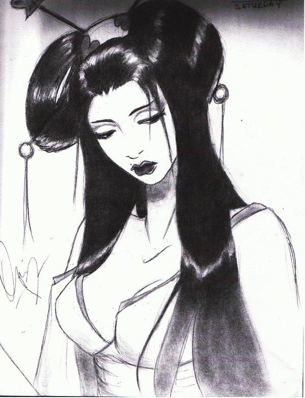 Kanashimi by Oderaa