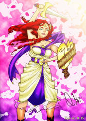 Princess Warrior JR