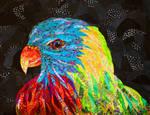 Bird of fabrics