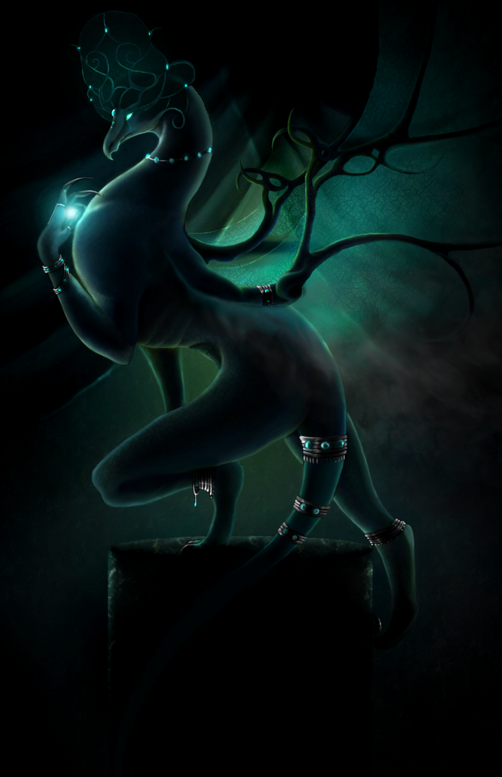 XxCast into darknessxX by XxSawaariya-RaixX