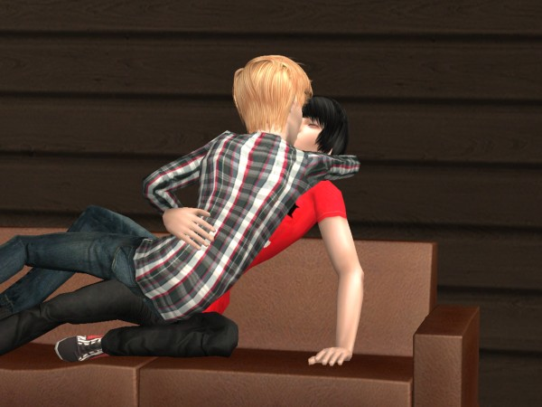 Lucas e Daniel 3 by schallaxd