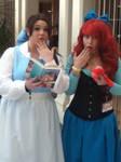 Belle and Ariel (Kastucon 13)