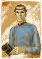 Spock 4 by tafafa