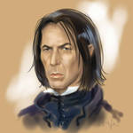 Nimoy as Snape