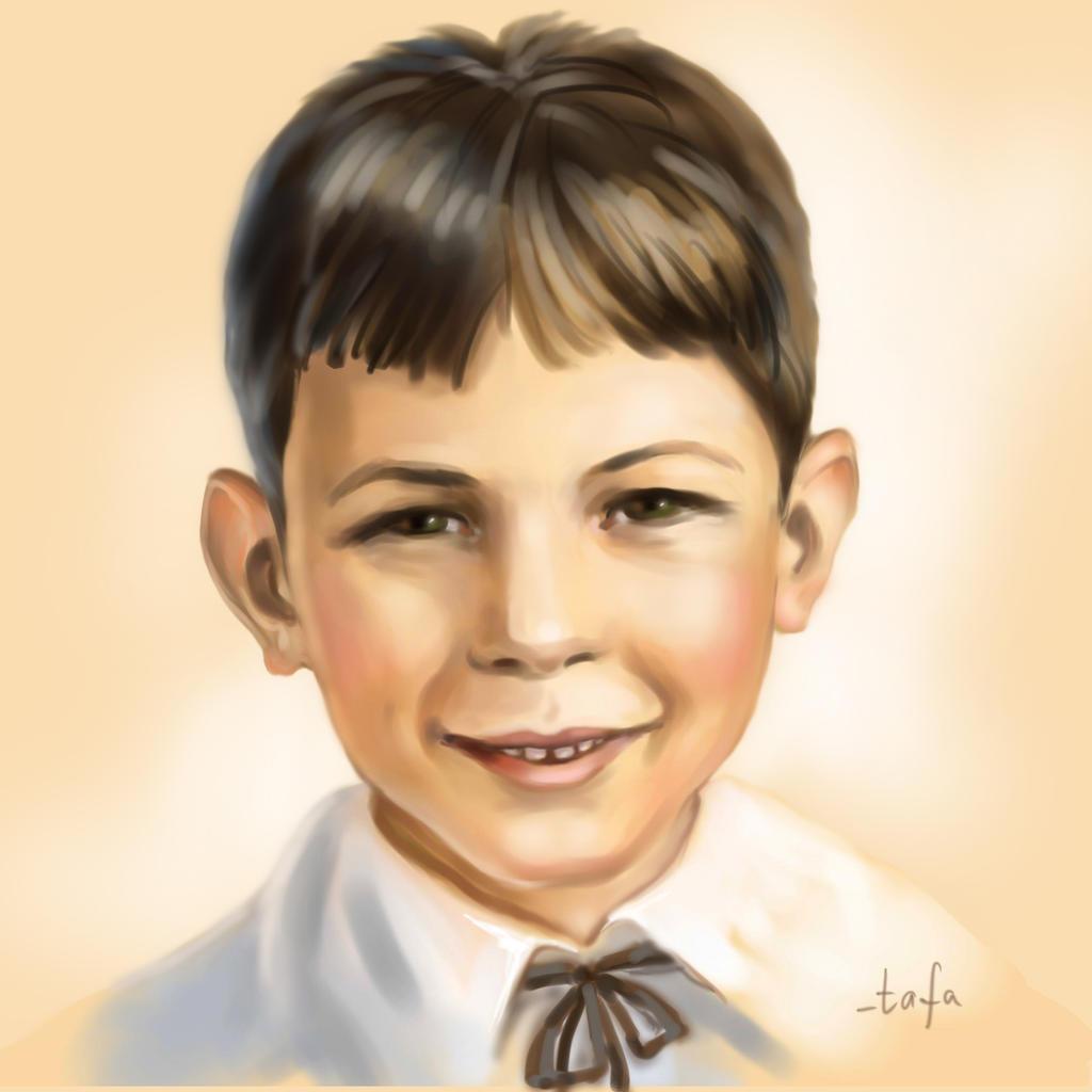 Junior Leonard by tafafa