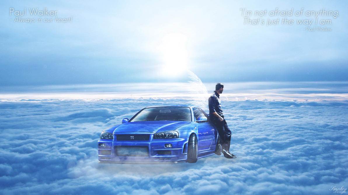 Paul Walker Wallpaper By Smokey Design