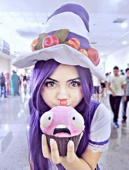 Lulu cosplay
