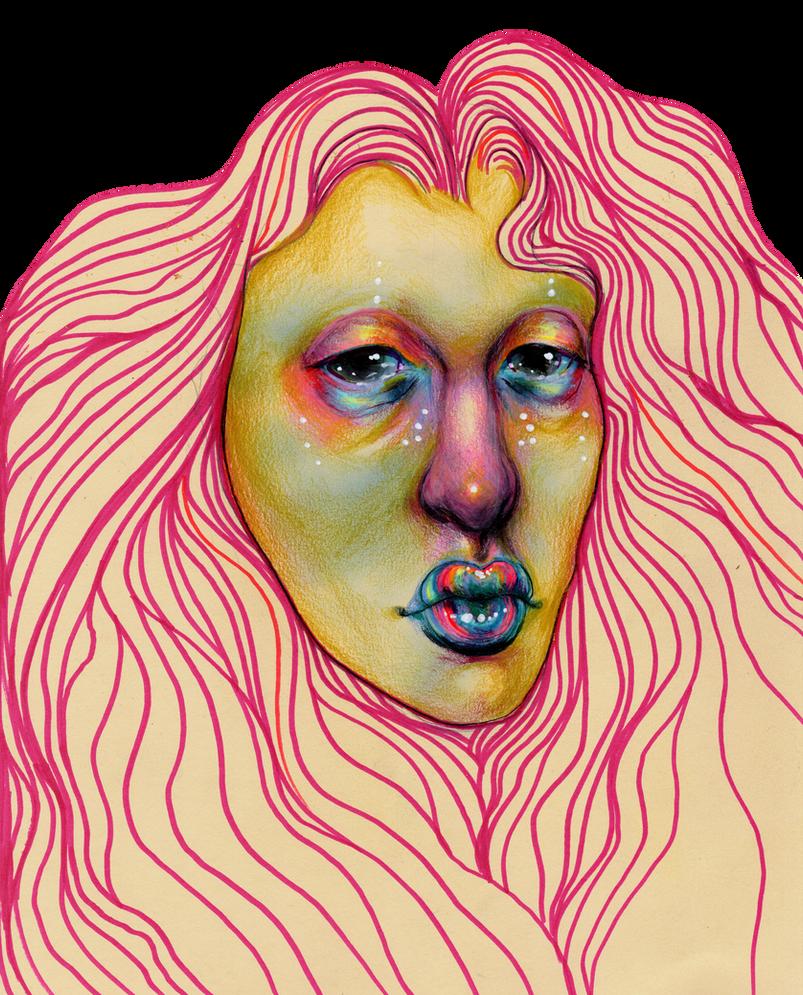 Cosmic Anxiety by seaplantpie
