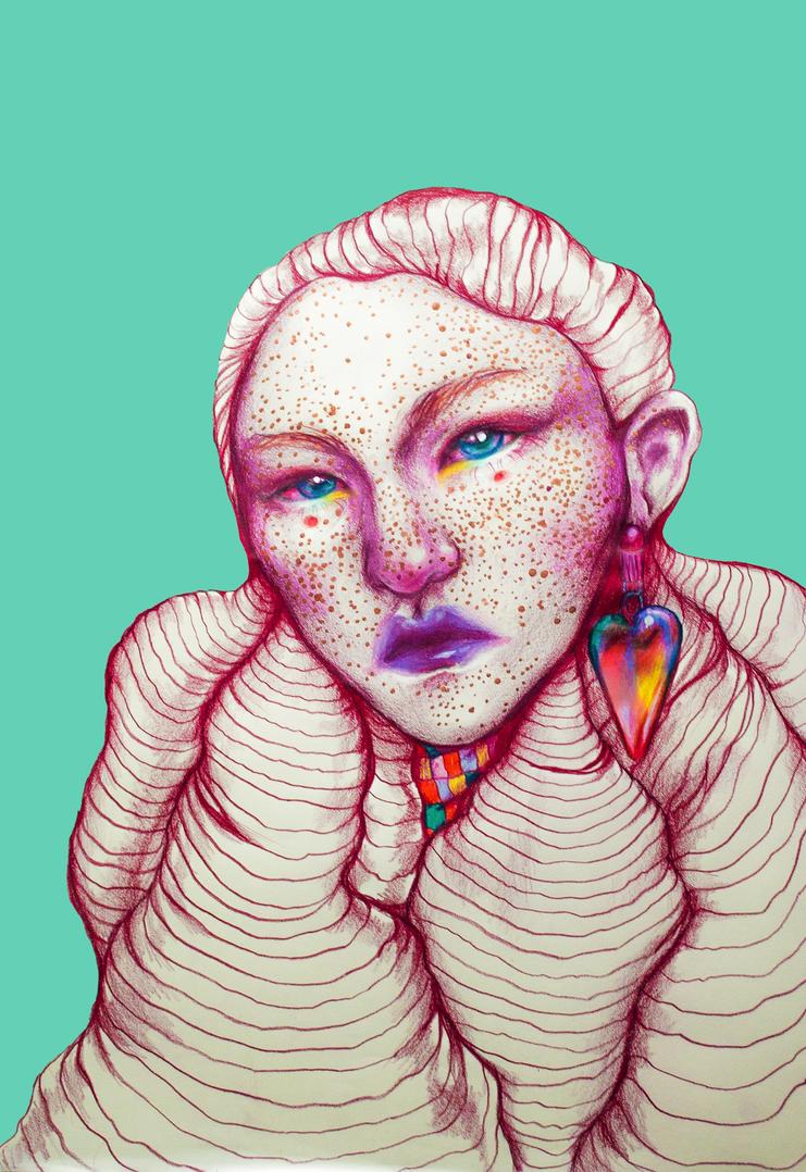 Dolores by seaplantpie