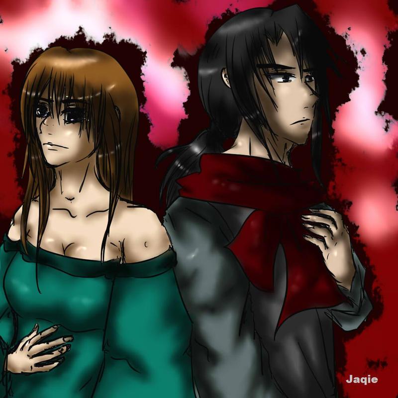 Blood Ties by Jaqie