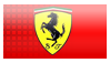 Ferrari Stamp by Toop