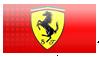 Ferrari Stamp by Toop