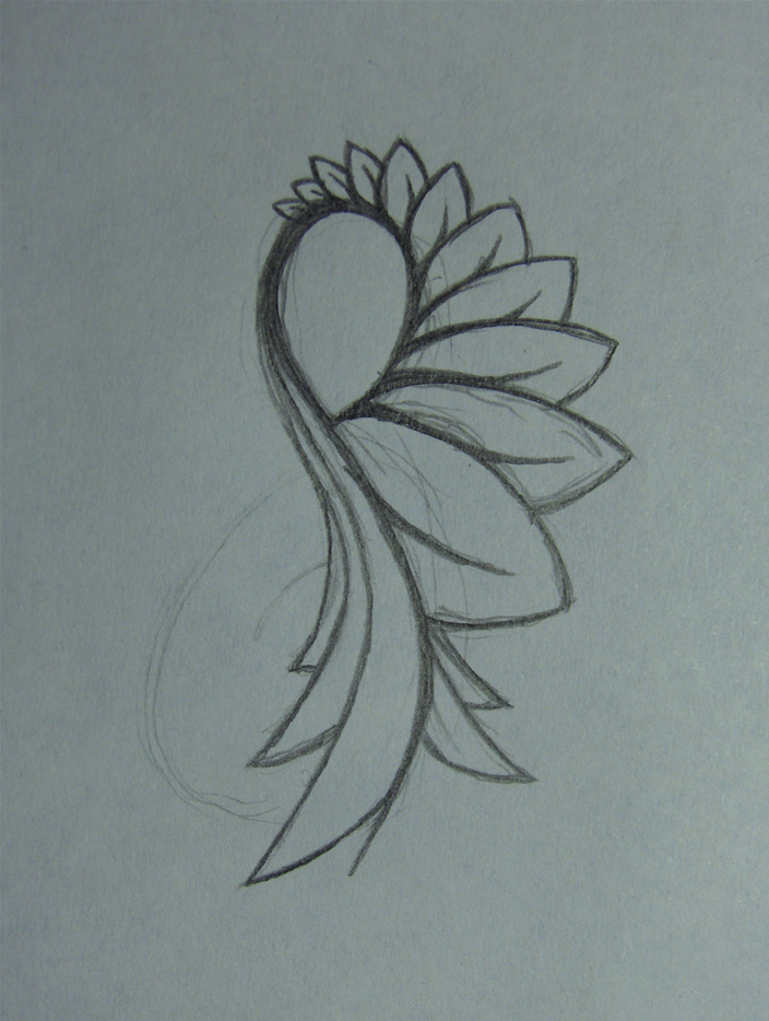 Charity's Tattoo Sketch by ~Toop on deviantART