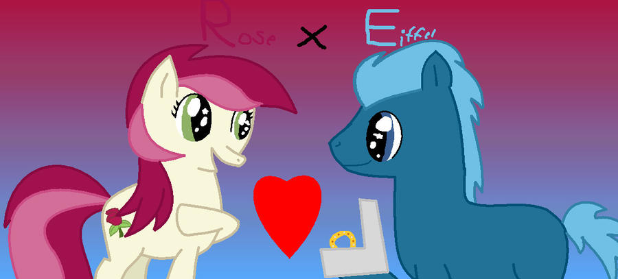 Roses are Red and Violets are Blue by pegasister77890
