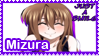 FT OC| New stamp Mizura Hitsuke by Yuhichu
