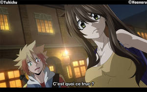 Fairy Tail OC - PC| Kito and Hanako by Yuhichu